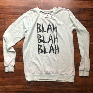 Women's Volcom crew neck sweatshirt